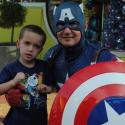 Aidan's Avengers Assemble - Superhero